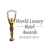 World luxury hotel awards winner 2014